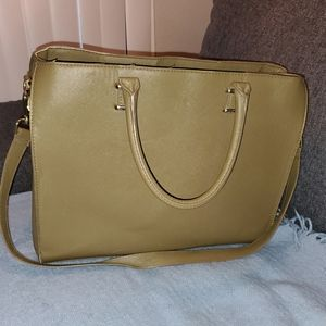 H&M Shopper Bag in Olive 👜 good condition
